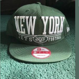 New York Jets SnapBack Hat